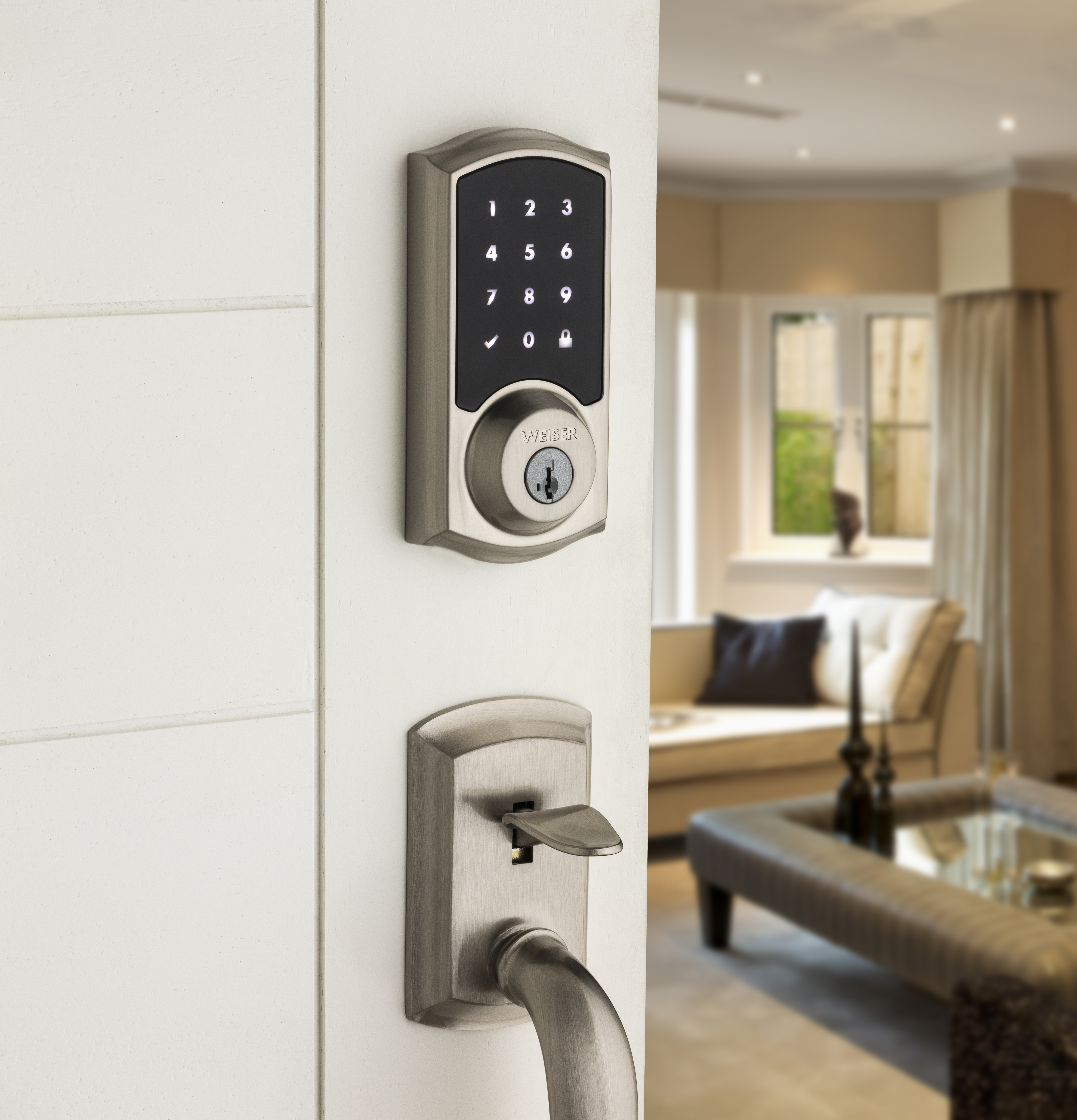 SmartCode 10 Touch with Z-Wave Electronics - Electronic Lock