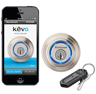 Kevo Touch-to-Open Smart lock